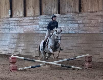 Horseback Riding - 9.11.2018