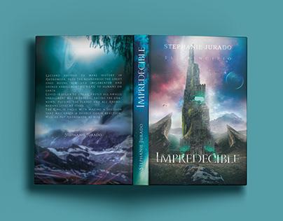 Book Cover Design - Epic Fantasy Book Cover Design