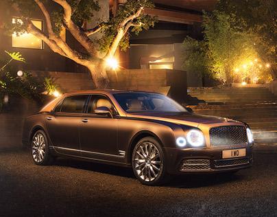 Bentley Motors - 2017 Mulsanne _ Launch