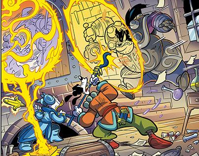 Wizard Of Mickey - Forbidden Kingdom_Colors_Vol.2