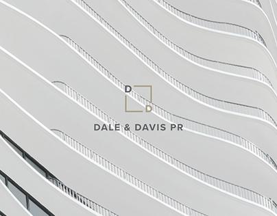 Dale & Davir PR Brand Identity