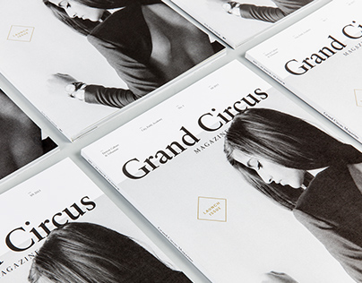 Grand Circus Magazine — Issue 01