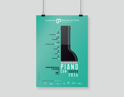 PIANO con sabor 2016
