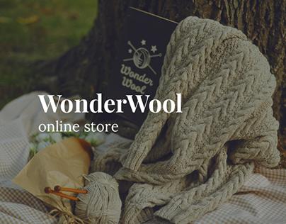 Wonder Wool Online Shop