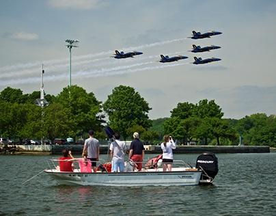 Blue Angels Annapolis 2015