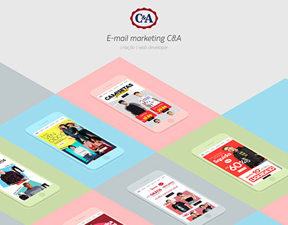 E-mail Marketing C&A