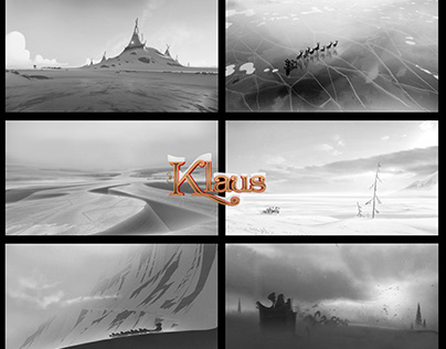 KLAUS - Visual Development & Concept Art