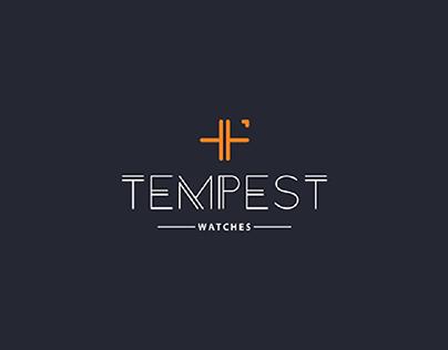 Tempest Watch - Branding