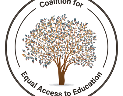 Coalition for Equal Access to Education Logo