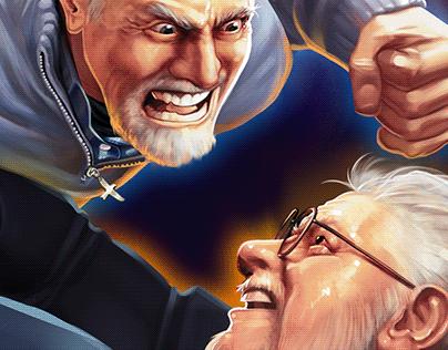 WKSP Rumble - Dan Wieden & David Kennedy Portrait