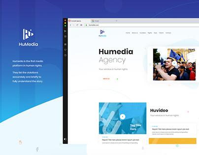 Humedia | Website
