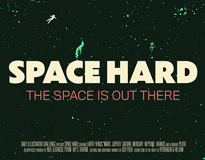 SPACE HARD (AI Daily Challenge 5/11-22, 2020)