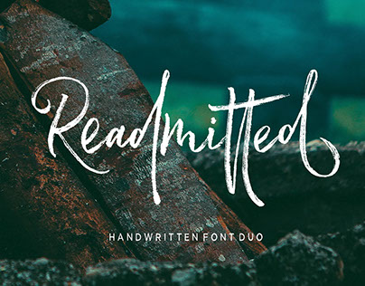 Readmitted Font Duo