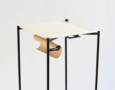 Standing Drawing Desk