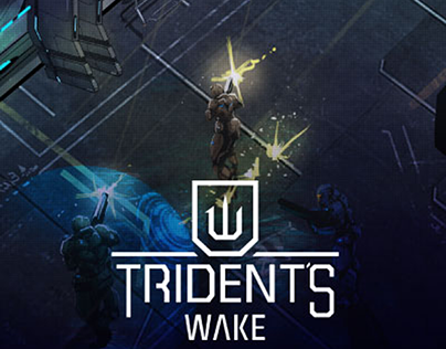 Gameplay concept - Trident´s Wake game