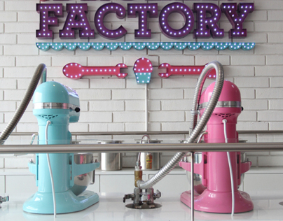 The Fabulous Frozen Factory