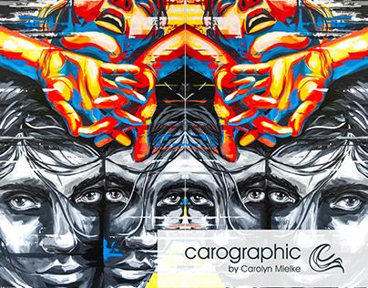 #artwork #acrylic #popart #portrait by #carographic