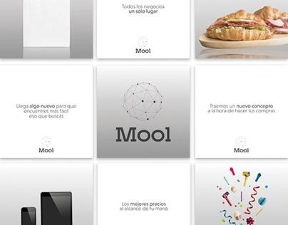 Mool - Social Media Design
