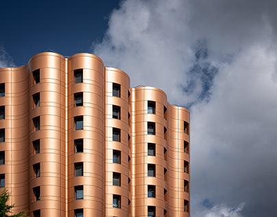 Photo d'architecture d'une rénovation en ile-de-France