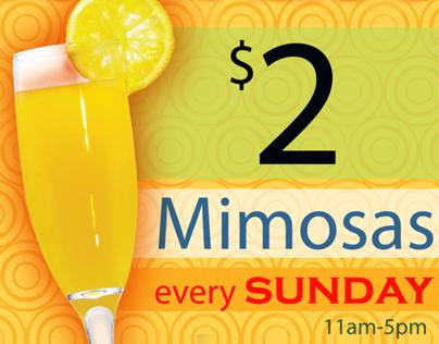Mandola's Mimosa Madness