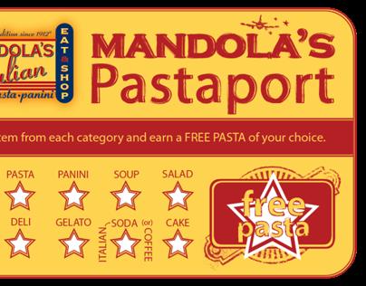 Mandola's Pastaport