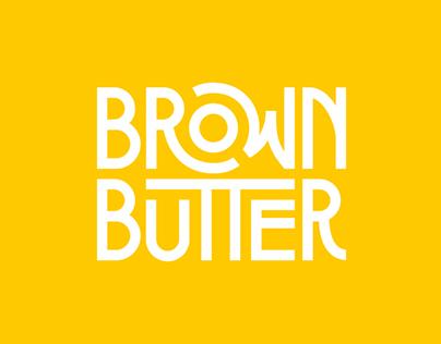 Brown Butter Branding