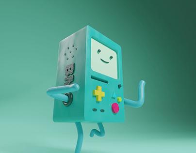 BMO - Adventure Time 3D