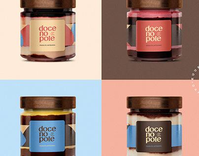 Doce no Pote | Brand Identity