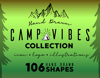 Camp Vibes Creator Kit + Free Download!