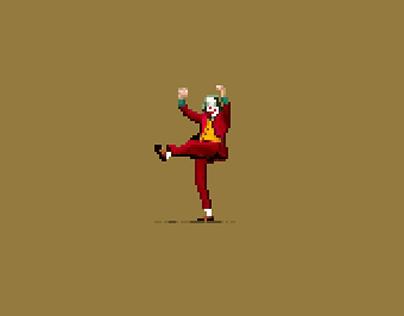 Joker / Pixel Art