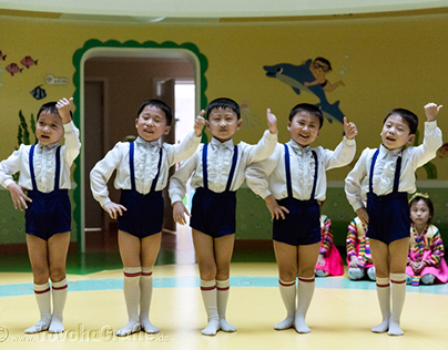 North Korean Orphanage