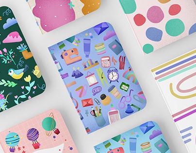 Notebook Design