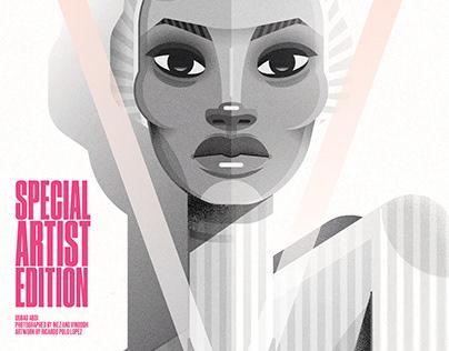 Ugbad Abdi VMagazine.