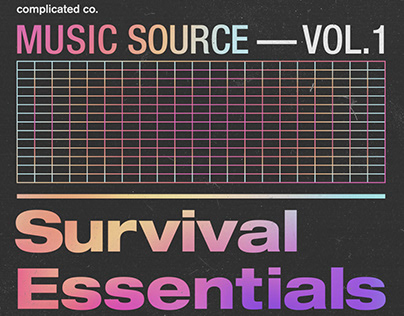 Music Source Vol. 1 - Survival Essentials