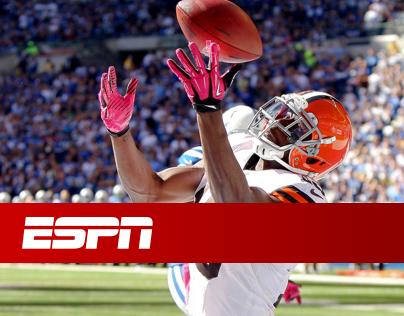 ESPN.com Conceptual Redesign