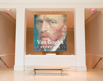 Van Gogh's Bedrooms in Chicago