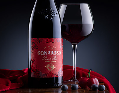 Sonoroso Wines - Brand & Packaging Design