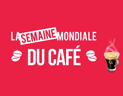 La Semaine du Café - Tassimo