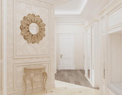 Lvovskyi apartments interior design