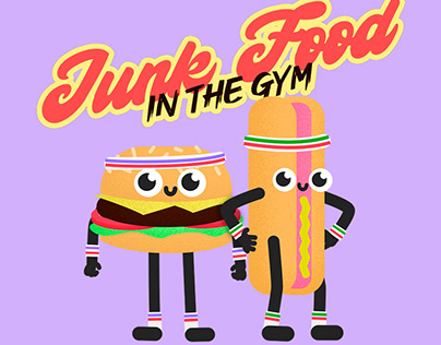 Junk Food in the Gym