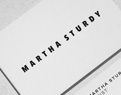 Martha Sturdy