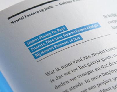 KPN Newtel Essence, Corporate values