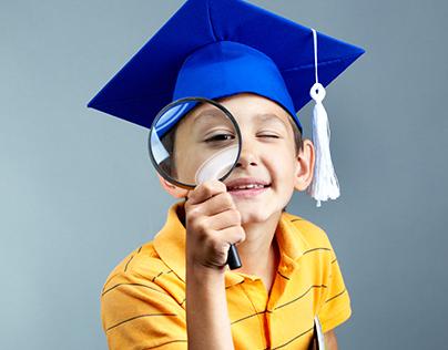 Scholastic- Educational PSD Template