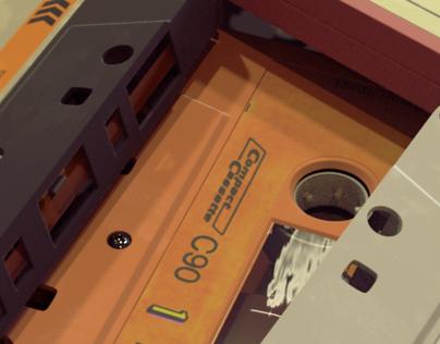Retro Style Cassettes