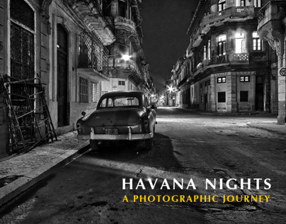 Havana Nights: A photographic journey