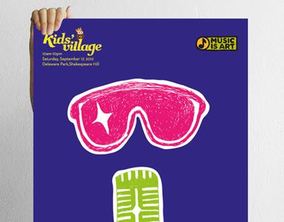 Kids' Village Identity