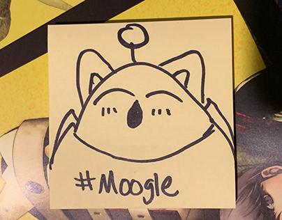 A Moogle Doodle