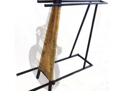 Multi-Purpose Guitar Stand