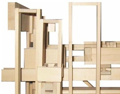 Wood Mechanisms and Auxiliary Drawings