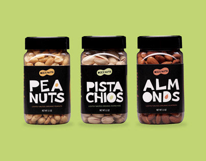 Dee's Nuts Package Design